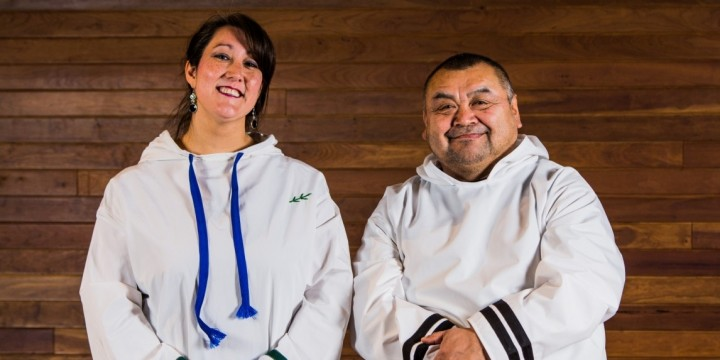 Karrie Obed and Deantha Edmunds are featured on a new album of Inuktitut arias.