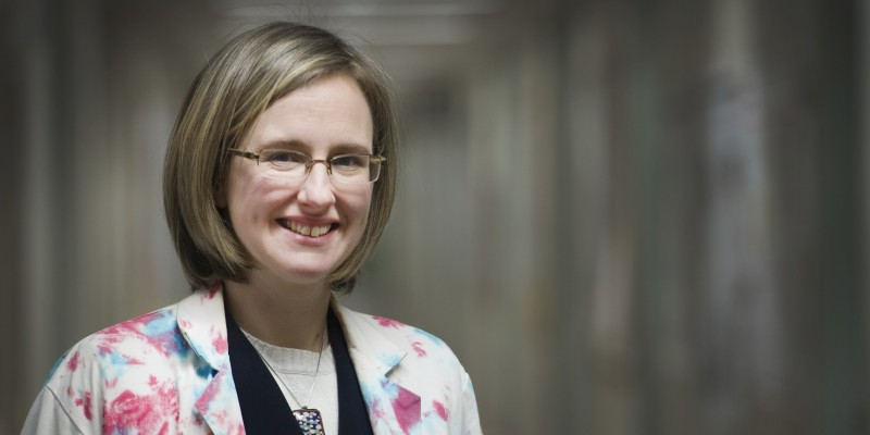 Dr. Penny Morrill, earth sciences, is the latest recipient of the $50,000 Terra Nova Young Innovator Award.