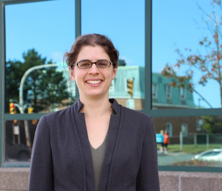 Dr. Alison Malcolm has received $265,000 in new funding from NSERC.