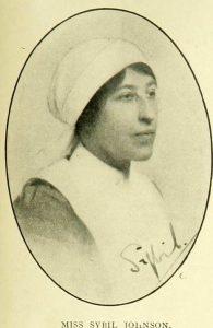 Sybil Johnson, 1887-1973