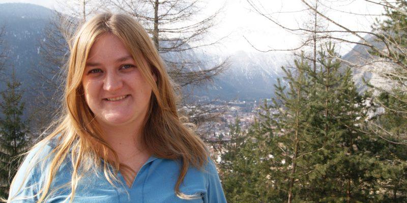PhD researcher Rachel Landy