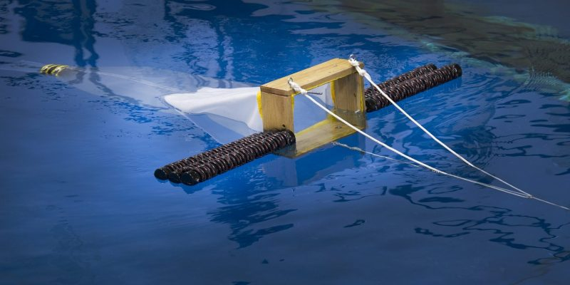 Researchers from Memorial are testing new surface trawls to monitor marine plastics.