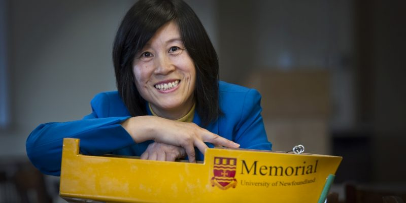 Dr. Heather Peng, Faculty of Engineering and Applied Science