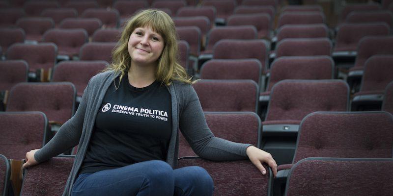PhD candidate Paula Graham