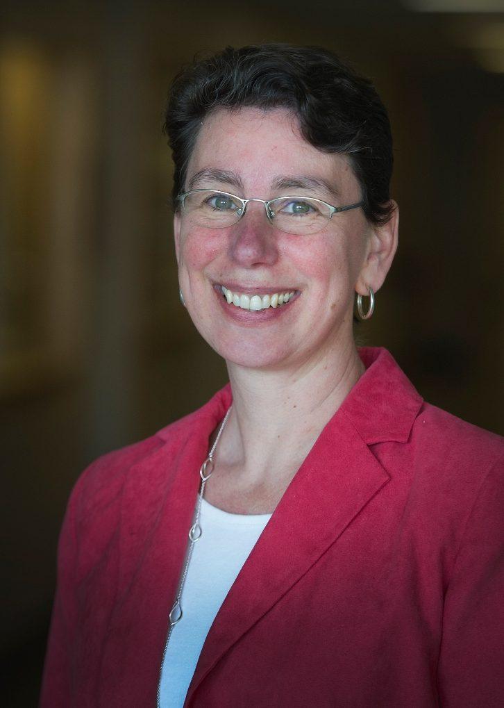 Dr. Aimée Surprenant, dean, School of Graduate Studies.