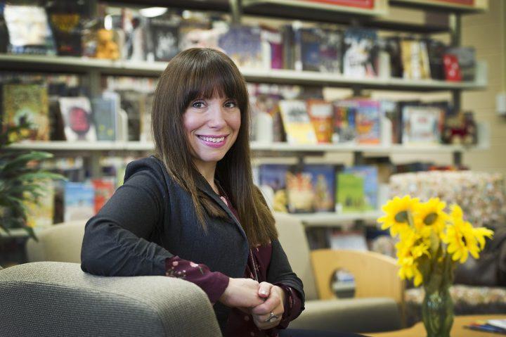 Sarah Murphy is a new fall graduate of the B.Ed. program.