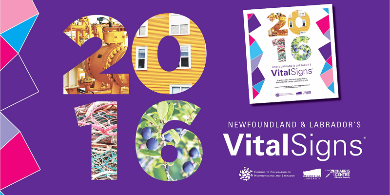 The cover of this year's Vital Signs report.