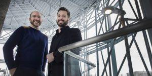 Drs. Michael Katz and Andrew Staniland