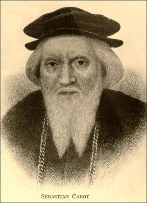Sebastian Cabot 1484-1557