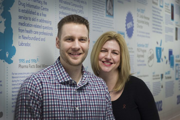 Drs. Jason Kielly and Debbie Kelly, co-principal investigators of the APPROACH study.