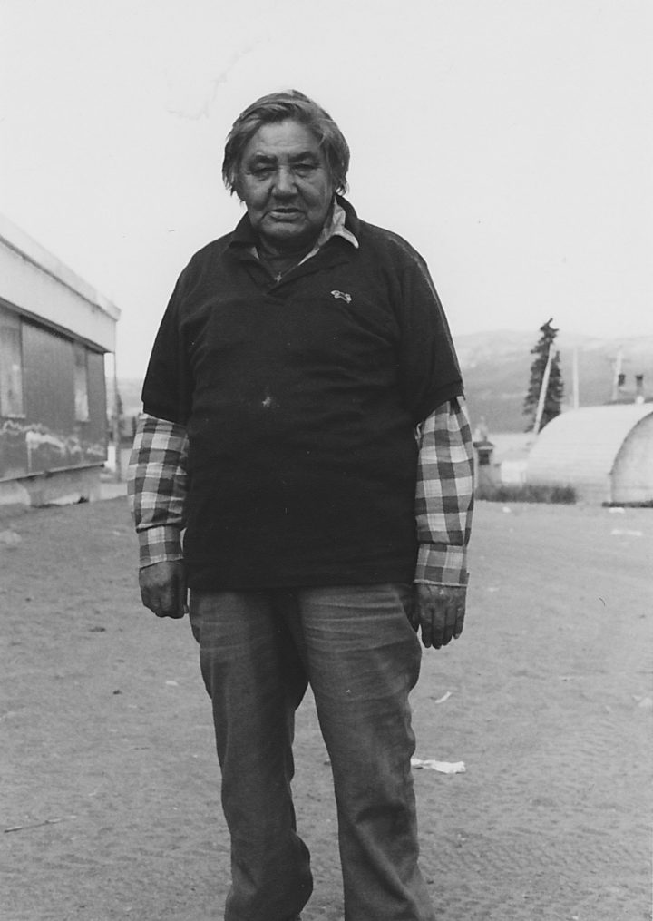 Pinip Rich could easily recite over 300 Innu places names by heart, and was an excellent map reader.