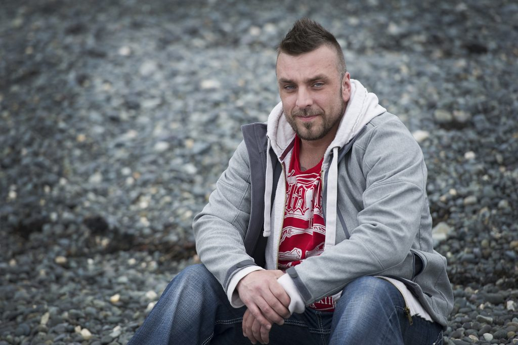 Ryan Taylor was diagnosed with chronic obstructive pulmonary disorder and alpha-1 antitrypsin deficiency – a rare genetic disorder.