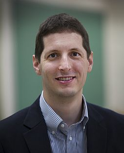 Dr. Christopher Rowley, Department of Chemistry, Faculty of Science
