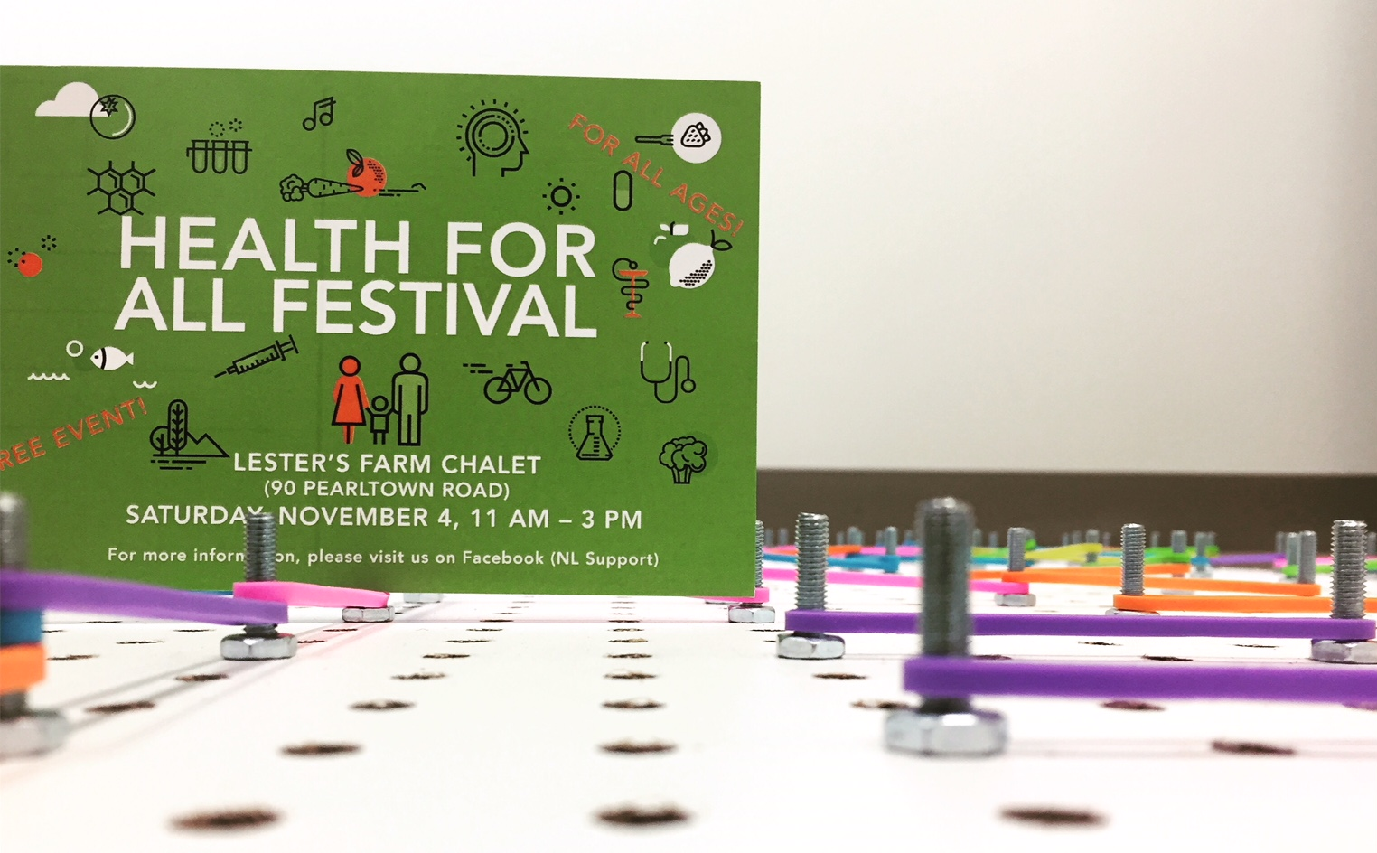 Organizers are planning hands-on activities and demonstrations as part of the festival.