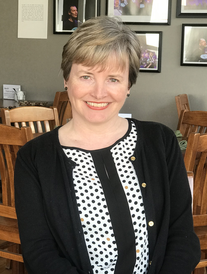 Lisa Browne, CEO of Stella's Circle