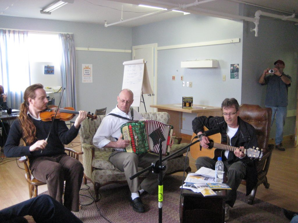 The Bonne Bay Cottage Hospital Heritage Corporation provides space for cultural programs and festivals such as the Trails, Tales and Tunes Festival.