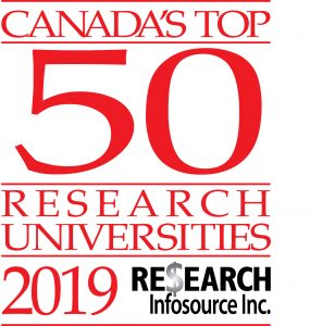 Memorial continues to rank among Canada's top research universities