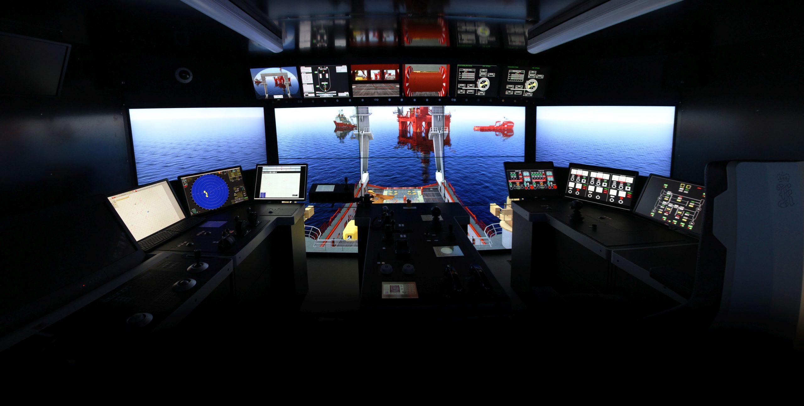 The Hibernia Offshore Operations Simulator Facility.